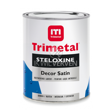 Trimetal Steloxine Decor Satin